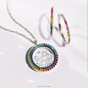 Exclusive and HTF Origami Owl Rainbow Set